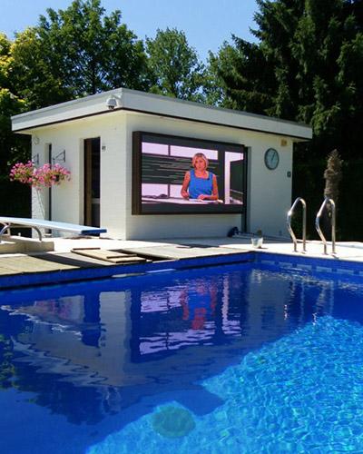 LED scherm en volledige service