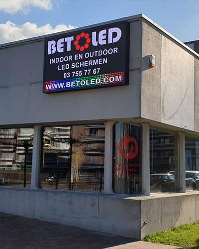 onderhoud en service LED schermen